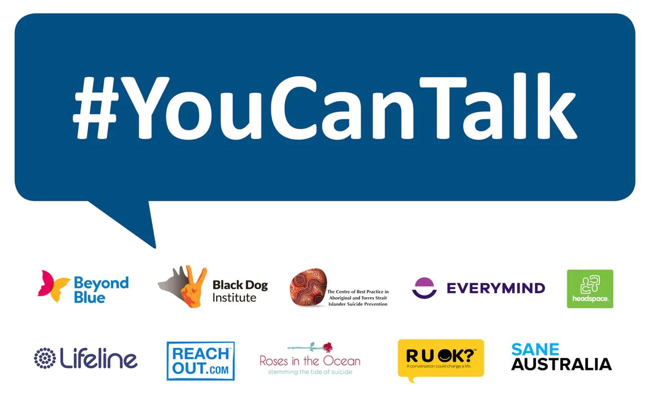 #YouCanTalk campaign