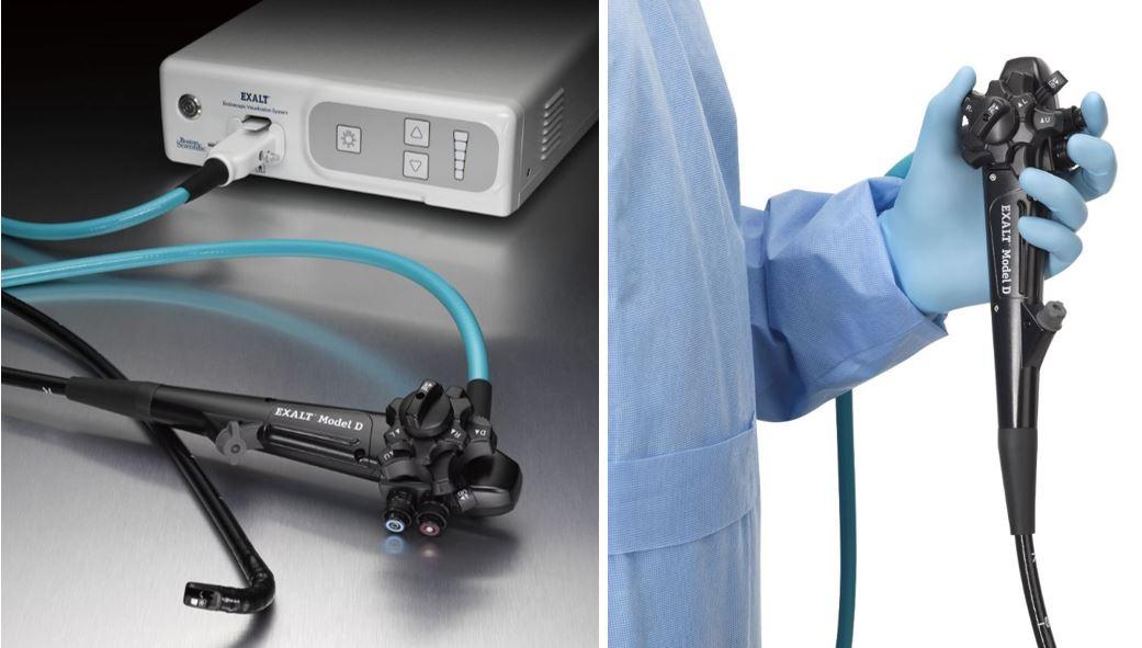 Boston Scientific's world-first single-use duodenoscope