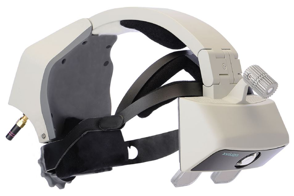The first augmented reality (AR) surgical guidance system - Healthcare Technology Digital Innovations