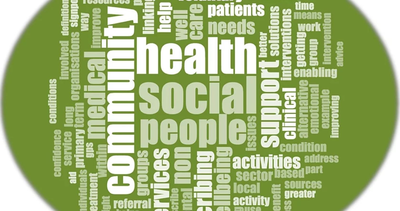 Social prescribing - a remedy to counter chronic health problems