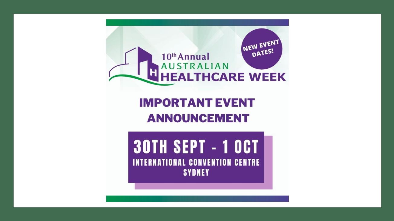 Medical News - Australian Healthcare Week postponed due to coronavirus risk