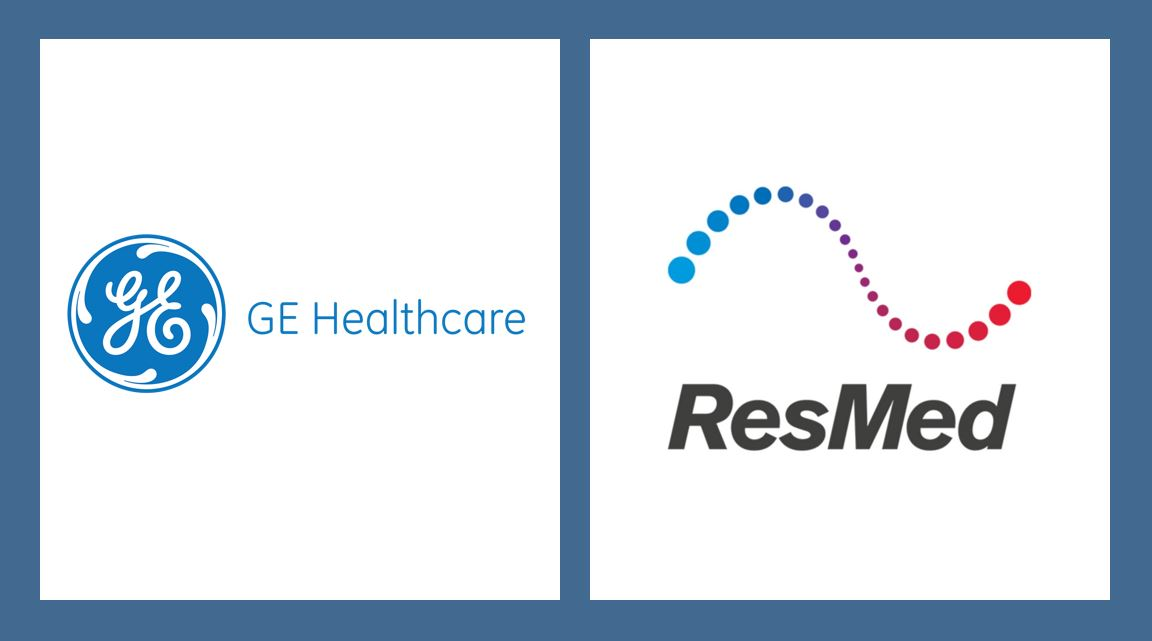 MedTech News - ResMed and GE Healthcare to boost ventilator manufacturing for COVID-19 patient care