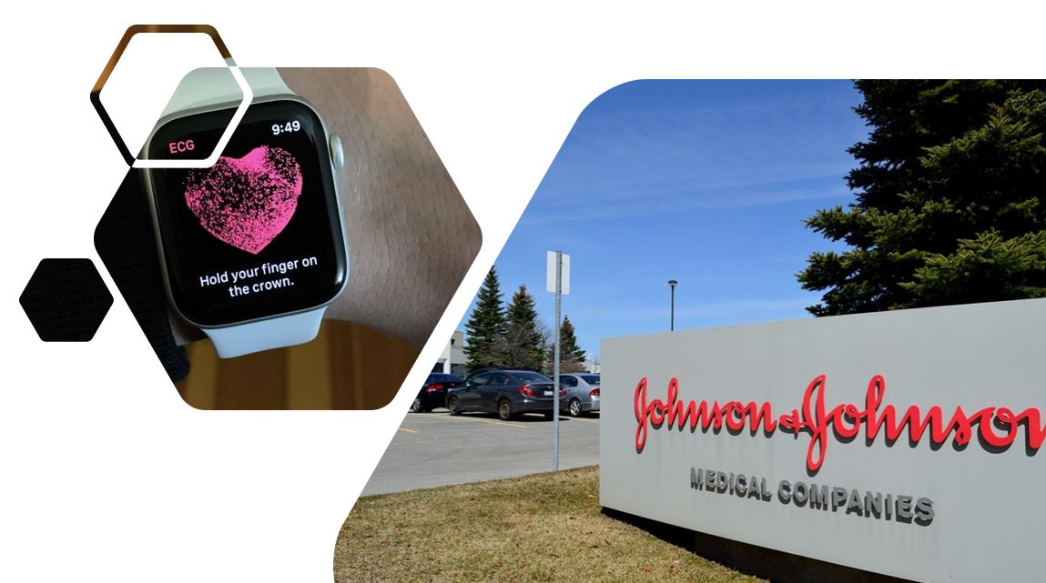 Digital and Innovation - J&J and Apple launch new mHealth study to reduce the risk of stroke