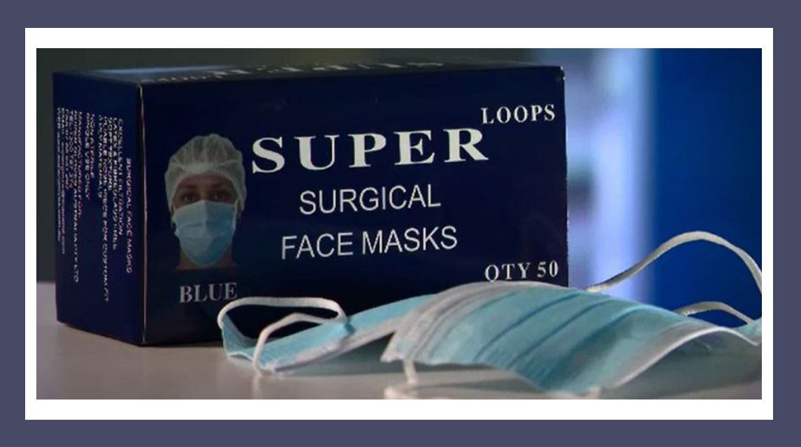 MedTech News - TGA on shortages of surgical masks and gowns