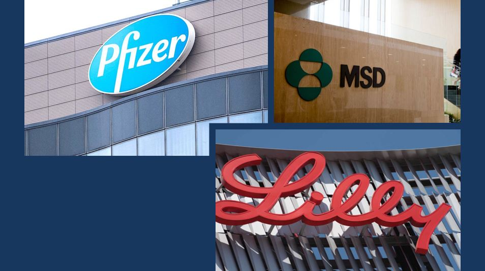 Pharma News - MSD, Pfizer and Eli Lilly medical professionals support health systems amid COVID-19 pandemic
