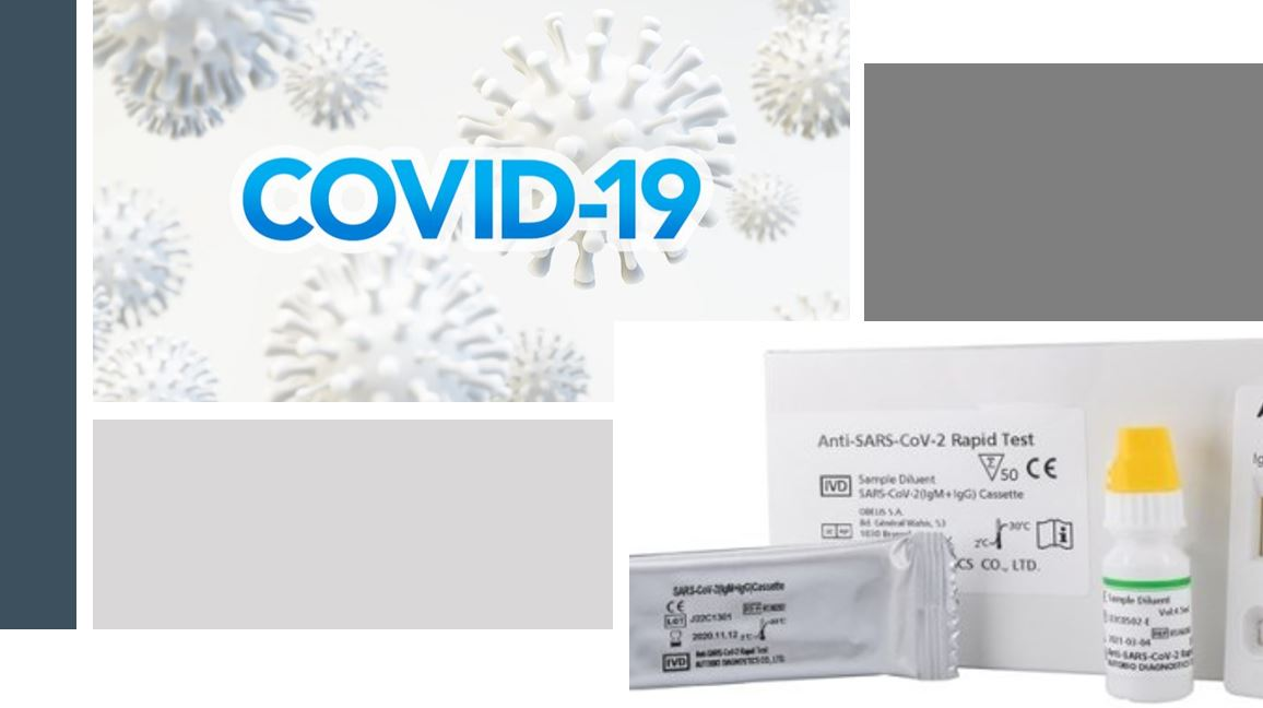 MedTech news - New 5 minute coronavirus test delivers clear results on infection