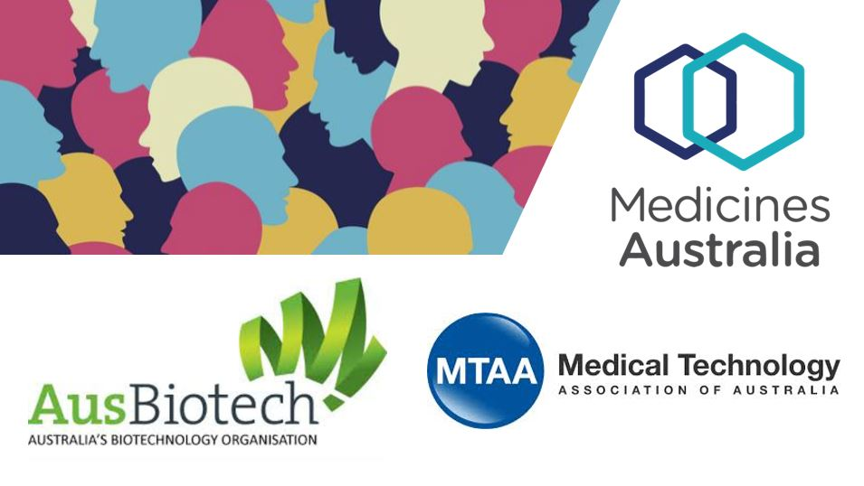 Pharma News - Medicines Australia, MTAA and AusBiotech support enhanced mental health services