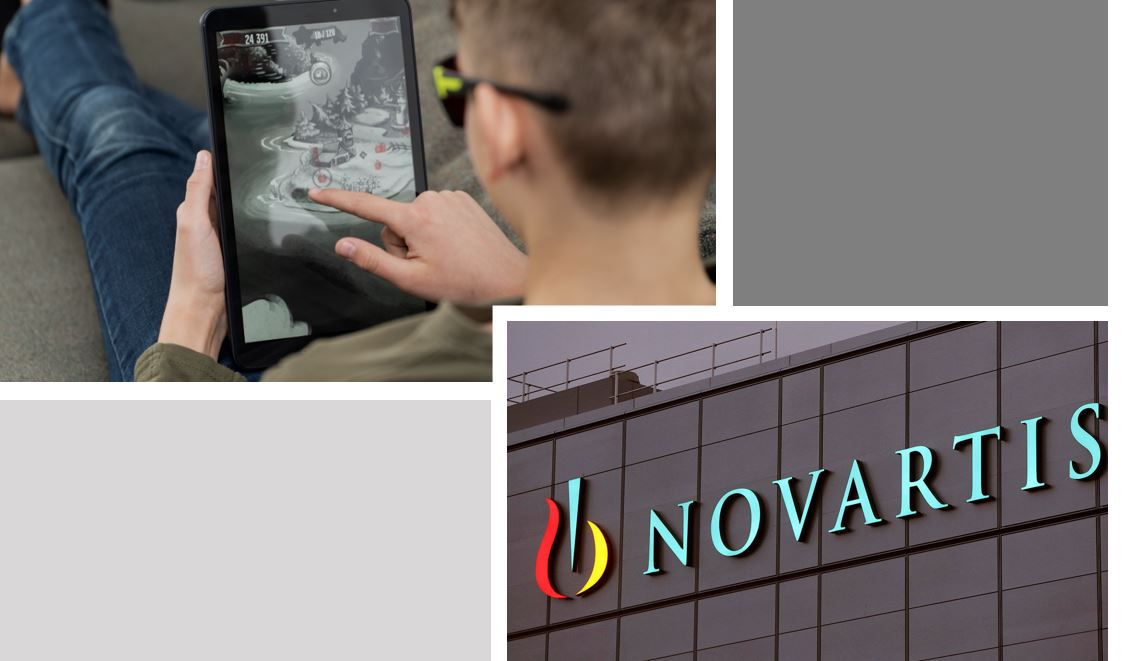 Healthcare Technology Digital Innovations - Novartis buys Amblyotech to develop novel digital therapy for 'lazy eye'