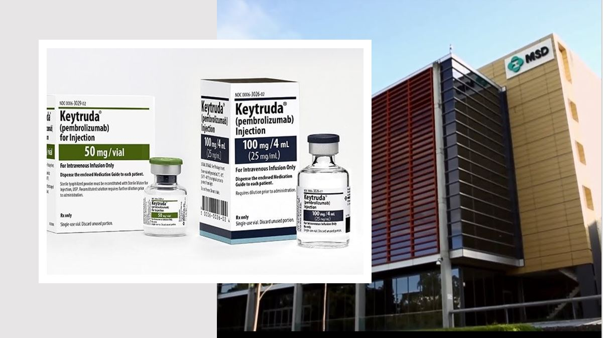Pharma News - MSD's Keytruda registered for fifteenth indication in Australia - Renal Cell Carcinoma (RCC)