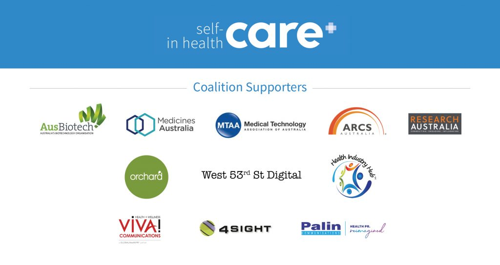 Selfcare In Healthcare Coalition on Mental Health Support in Pharma, Biotech and MedTech