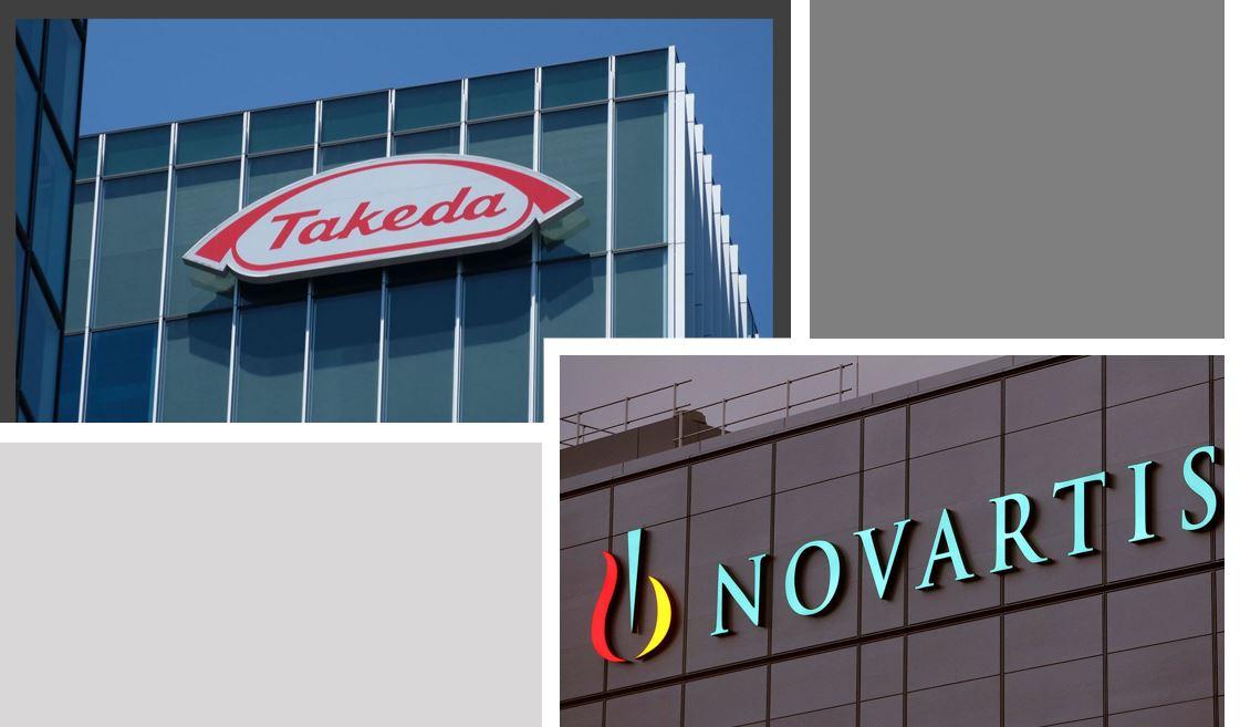 Pharma News - Takeda's $200 million loss as Novartis withdraws marketing application