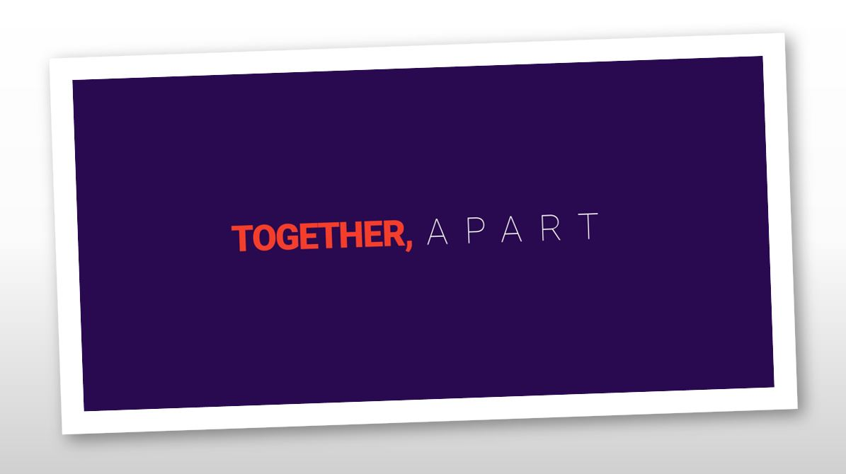 Medical Pharma Biotech MedTech - Together apart - the psychology of COVID-19