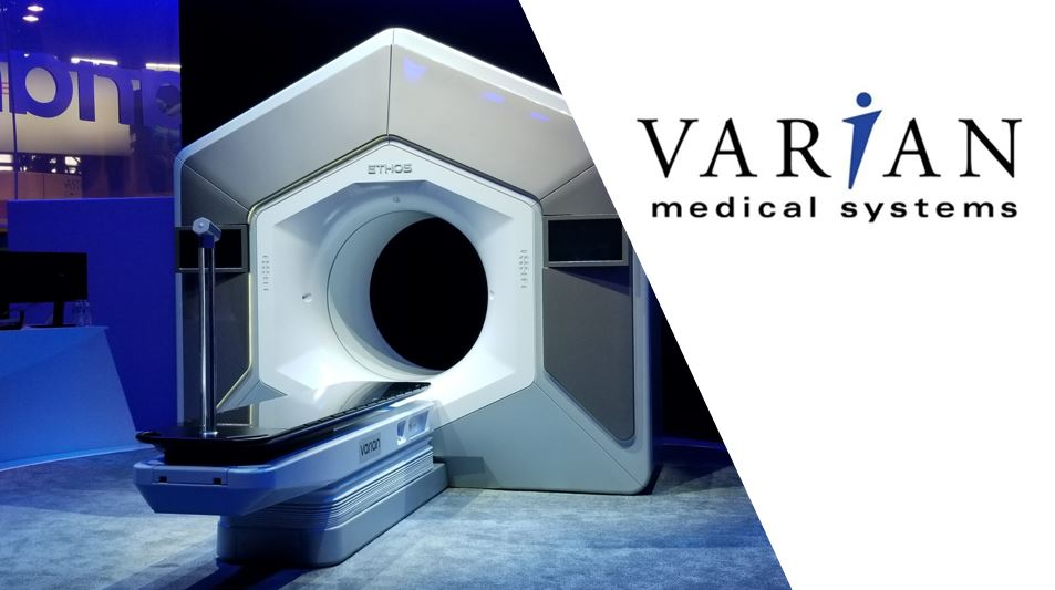 MedTech News - Varian's AI machine personalises cancer therapy and halves treatment time