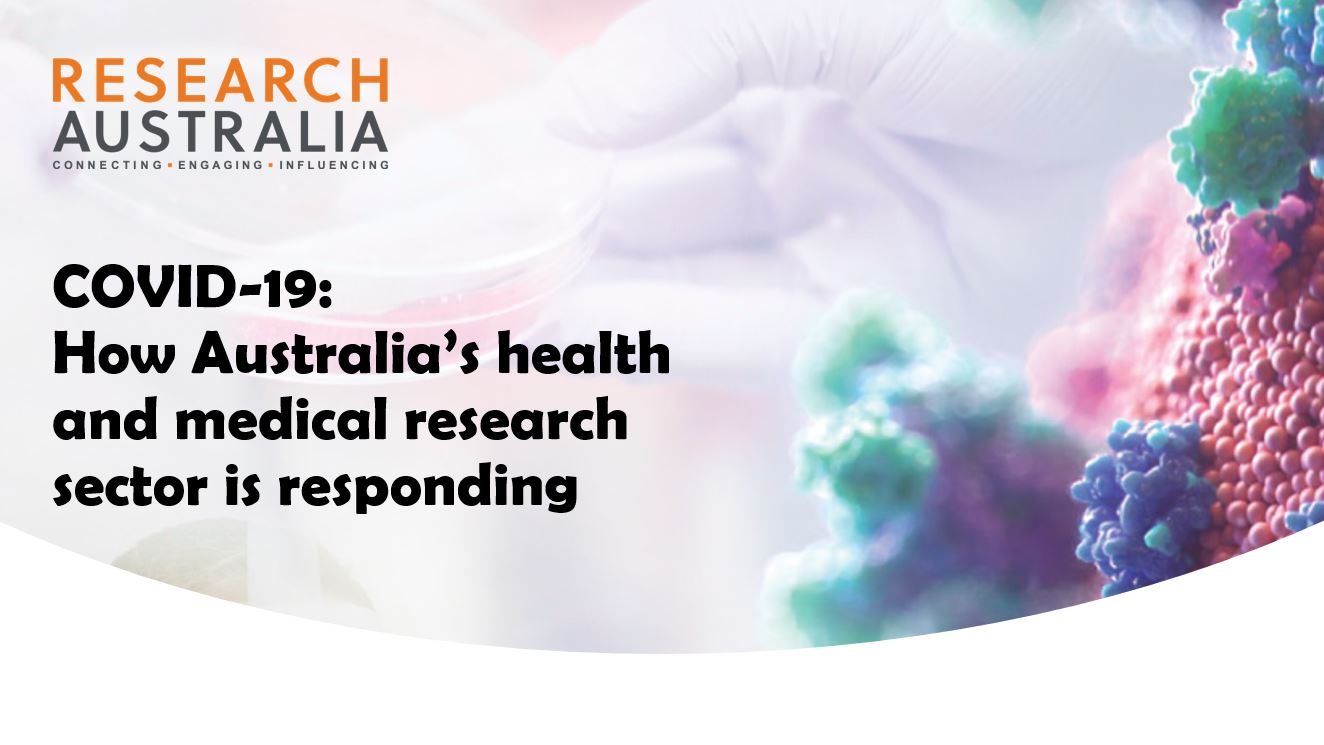 Market Research Pharma Biotech MedTech - Incredible breadth of Australia's COVID-19 research: From vaccines to aircon filters