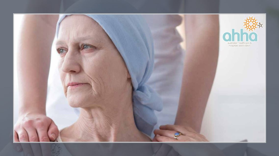 Medical Pharma Biotech MedTech - Cancer treatment delayed in Australia - but telehealth may help - Australian Healthcare and Hospitals Association (AHHA)