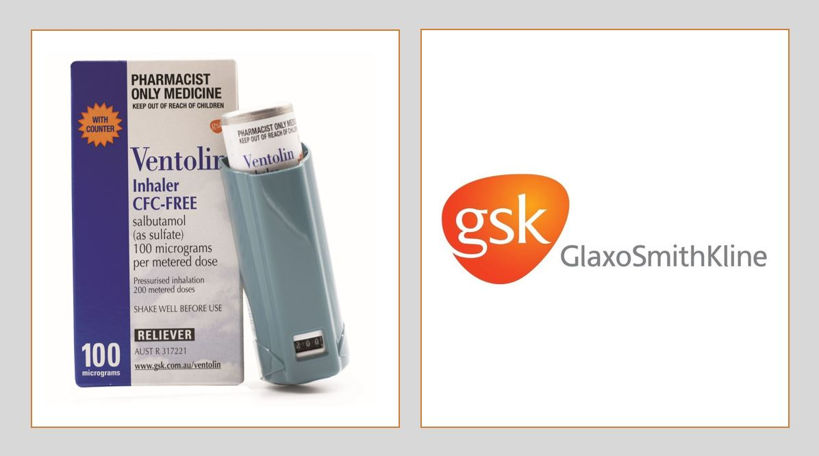 Pharma News - New Ventolin inhalers with dose counter reimbursed on the PBS
