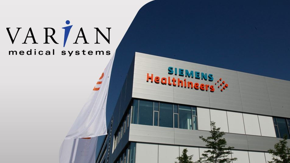 MedTech News - Siemens Healthineers to acquire Varian in $16.4bn deal