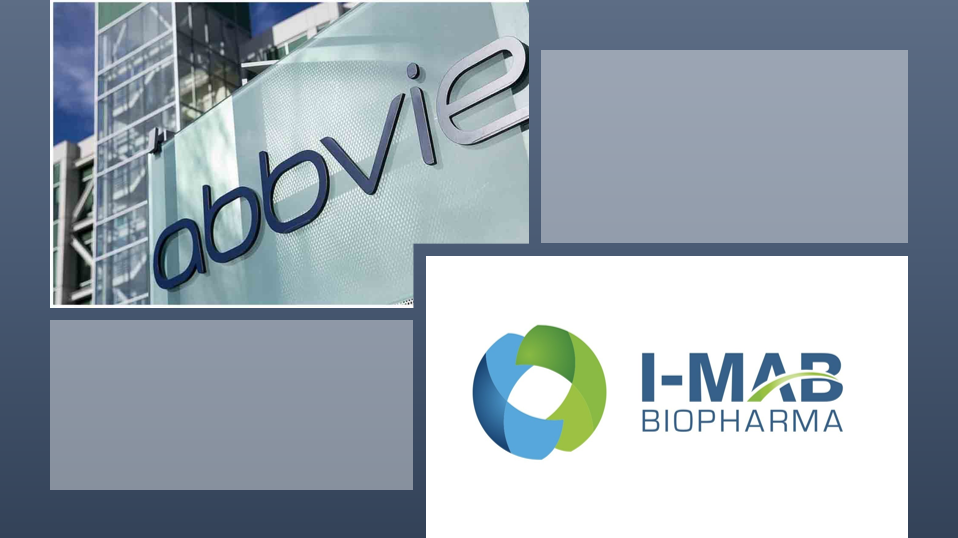 Pharma News - Abbvie signs up China's I-Mab for immuno-oncology therapy