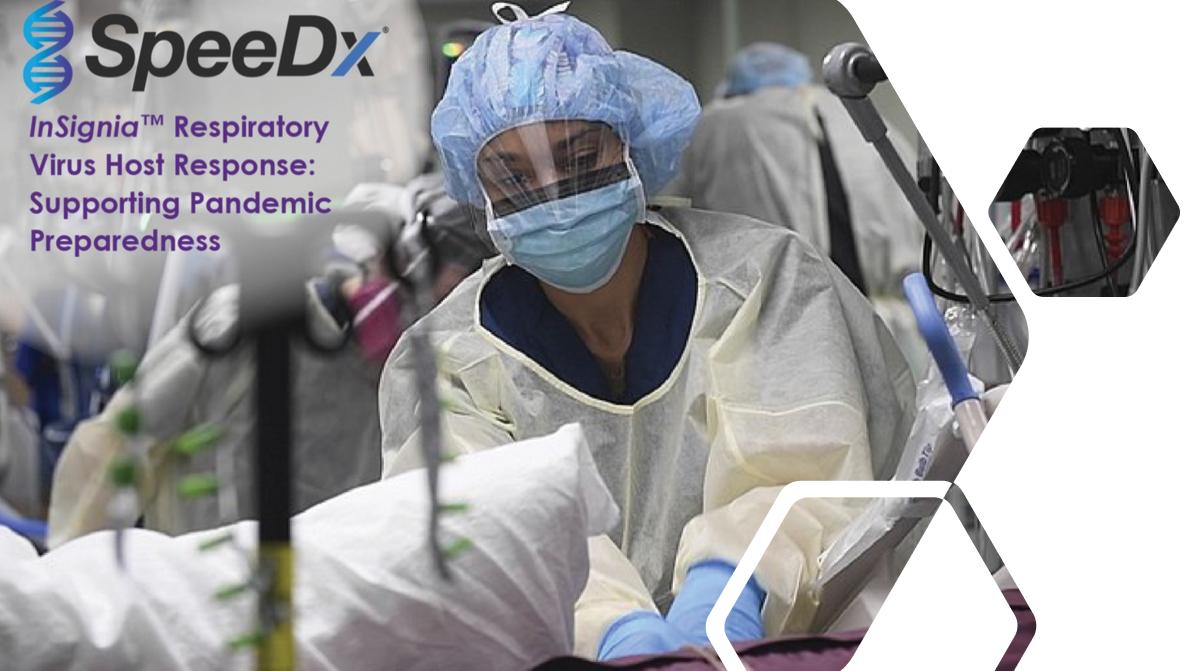 MedTech News - SpeeDx and Nepean Hospital develop viral respiratory biomarker test