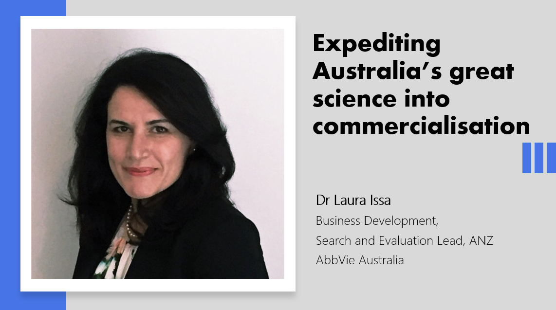 Medical Pharma Biotech MedTech - Expediting Australia's great science into commercialisation
