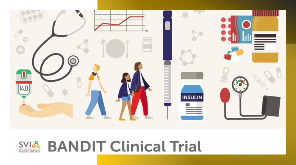 Pharma News - Melbourne-led world-first clinical trial in diabetes