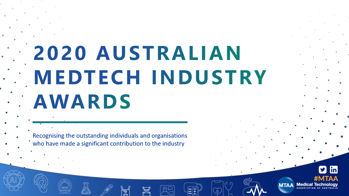 MedTech News - Winners announced for the Australian MedTech Industry Awards