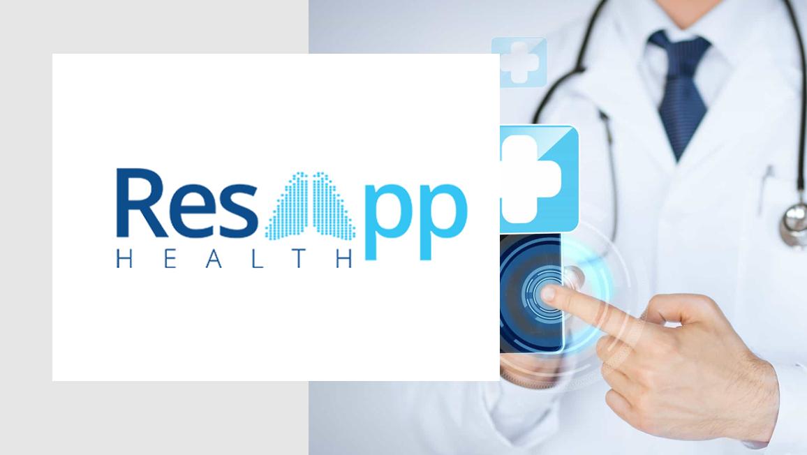 Healthcare Technology Digital Innovations - Australia's ResApp partners in corporate health management