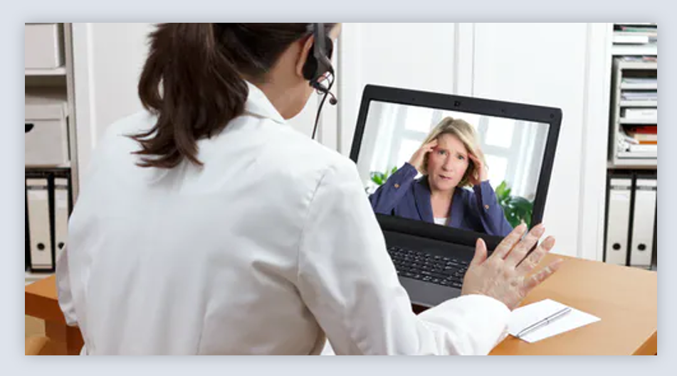Healthcare Technology Digital Innovations - Telehealth to reduce treatment barriers in mental health care