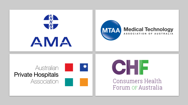 MedTech News - AMA, APHA, MTAA and CHF jointly raise serious concerns on proposed Prostheses List reforms
