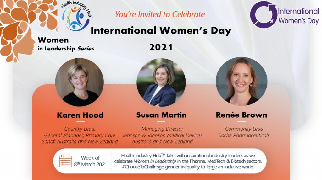 International Women's Day 2021 - Health Industry Hub