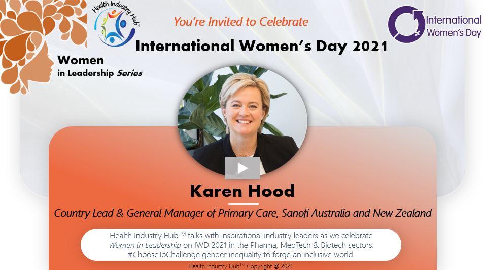 Sanofi's Karen-Hood-Health-Industry-Hub-Women-in-Leadership-Series