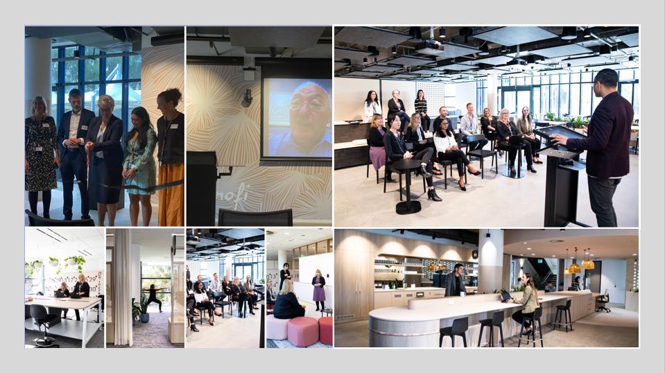 Pharma News - Sanofi's new Sydney office purpose built for agile, inclusive and hybrid working environment