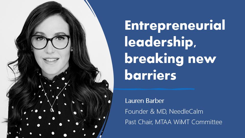 Leadership Management Qualities - Entrepreneurial leadership, breaking new barriers
