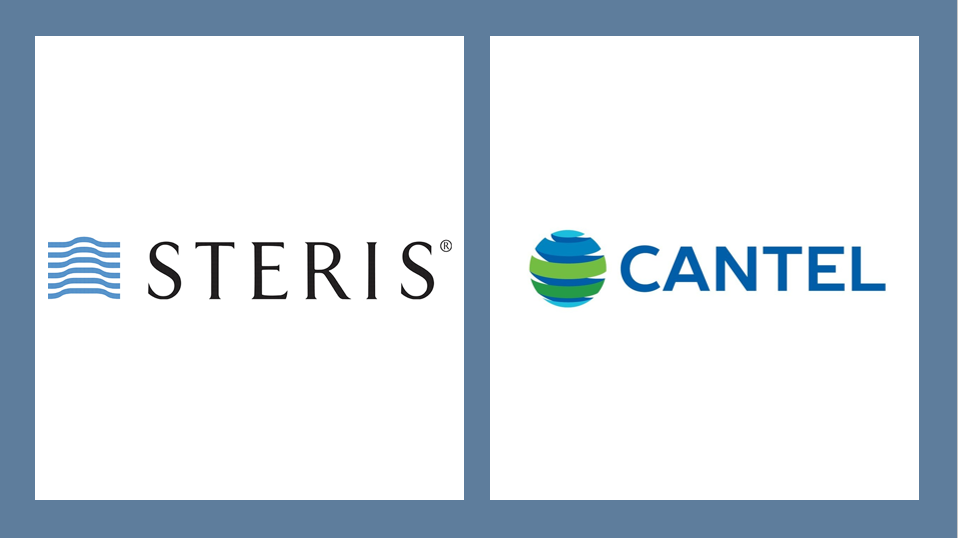 MedTech News - Steris completes Cantel Medical acquisition to align the company for growth