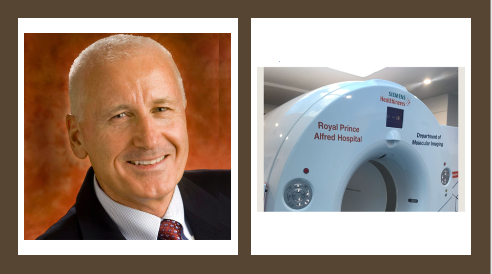 MedTech News - First total body PET-CT scanner launched at RPA hospital