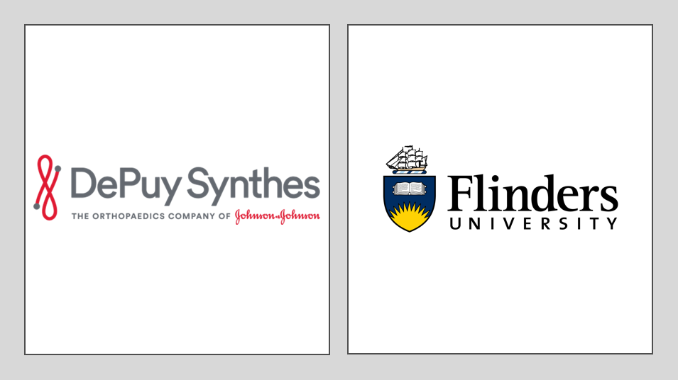 MedTech News - J&J's DePuy Synthes partners with Flinders to foster innovation in orthopaedics