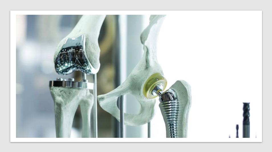 MedTech News - AAOS releases new trends from the hip and knee replacement registry